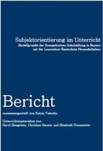 Subjektorientierung Unterricht